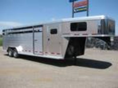 2020 Logan 24' STOCKMAN COMBO WITH SURE GRIP FLOORING Stock