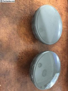 Early grey seat knobs