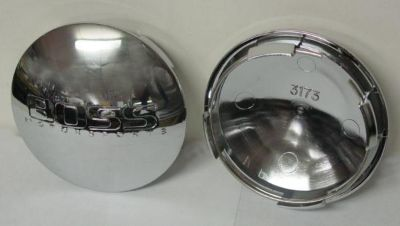 Purchase 4 BLEMS BOSS MOTOR WHEEL CENTER CAPS F SNAP 3173 OR 3173-06 SERIES 311 312 326 motorcycle in Oklahoma City, Oklahoma, US, for US $68.43