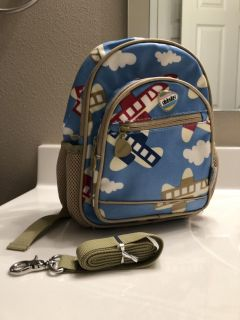 Toddler airplane backpack