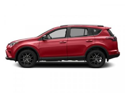 2016 Toyota RAV4 SE (Barcelona Red Metallic)