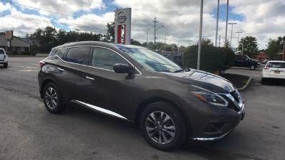 2018 Nissan Murano sl (Java Metallic)