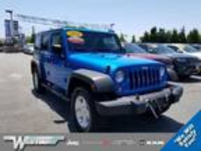 $28880.00 2016 JEEP Wrangler with 22977 miles!