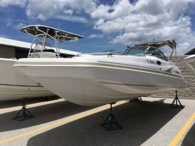 2001 Hurricane Sun Deck 237