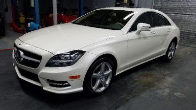 2013 Mercedes-Benz CLS 550 4matic