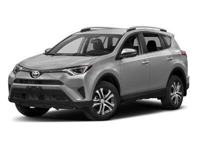 2018 Toyota RAV4 LE (BLK)
