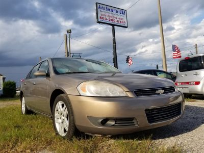 2007 Chevrolet Impala LTZ (Brown)