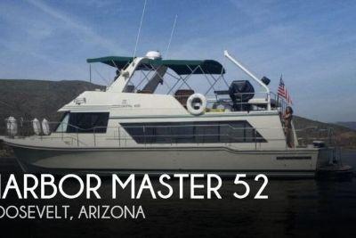 1990 Harbor Master 52