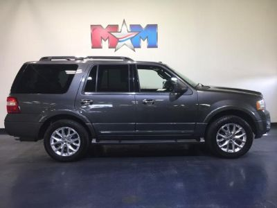 2017 Ford Expedition Limited 4x4 (Magnetic)