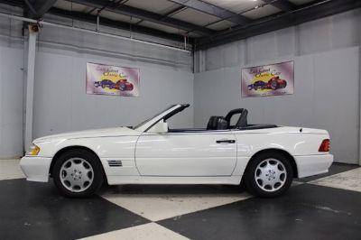1995 Mercedes SL320