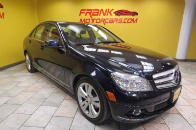 2011 Mercedes-Benz C-Class C300 4MATIC Luxury (Obsidian Black Metallic)