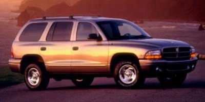 1999 Dodge Durango Sport (Bright White Clearcoat)