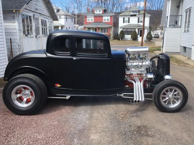 1932 Ford Looking to trade for willys or gasser or ???