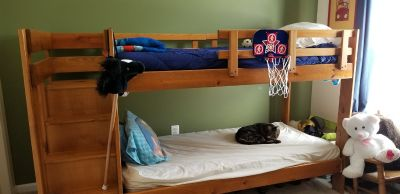 Bunk Bed and Dress