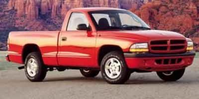 2002 Dodge Dakota Base (Black)