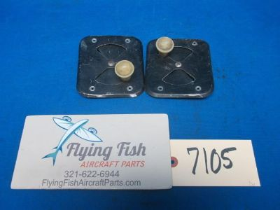 Find Cessna 310 B 1956 Rear Cabin Vents (7105) motorcycle in Melbourne, Florida, US, for US $74.99