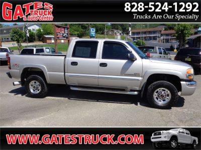 2004 GMC RSX Work Truck (Pewter)