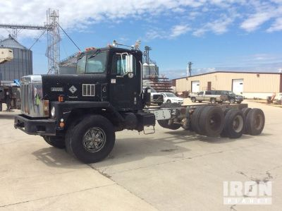 1989 International Paystar F5070 Cab & Chassis