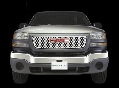 Find Putco Punch Stainless Steel Grille 84162 motorcycle in Tallmadge, Ohio, US, for US $132.97