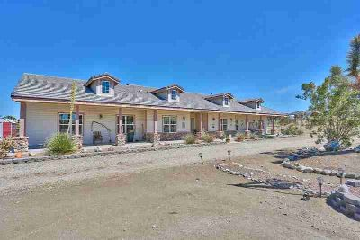 11235 Crystal Aire Road PINON HILLS Four BR, THIS HOME HAS IT