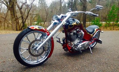 2009 Big Dog Motorcycles WOLF