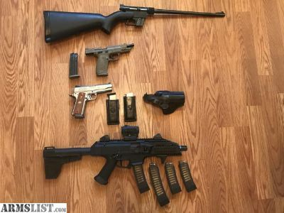 For Sale: CZ, Ruger, S&W, Henry
