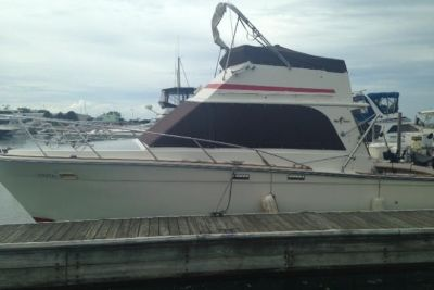 1982 Egg Harbor 33 SPORT FISH