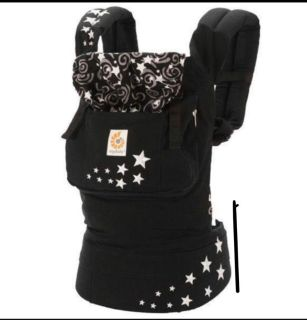 Ergo baby carrier & infant insert
