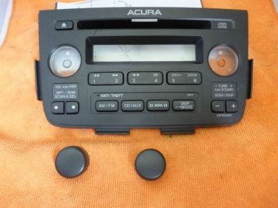 Find 05-06 Acura MDX Radio Cd Xm 39101-S3V-A070 2PF3 Face Plate Cover motorcycle in Williamson, Georgia, United States, for US $20.00
