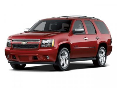 2009 Chevrolet Tahoe LTZ (White Diamond Pearl)