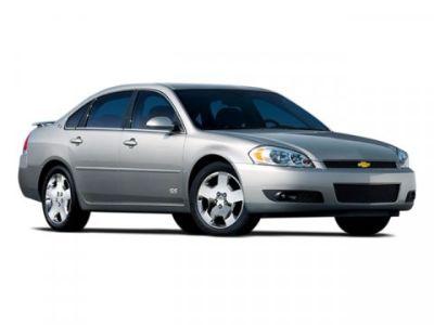 2008 Chevrolet Impala LT (Imperial Blue Metallic)
