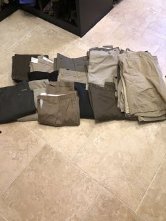 Lot of Men s pants/shorts