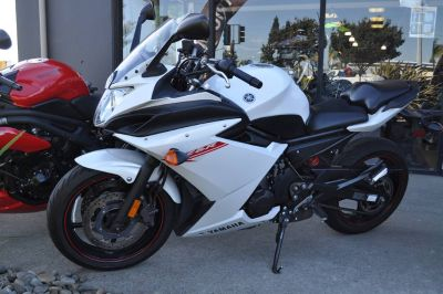 2012 Yamaha FZ6R Sport Motorcycles Elk Grove, CA