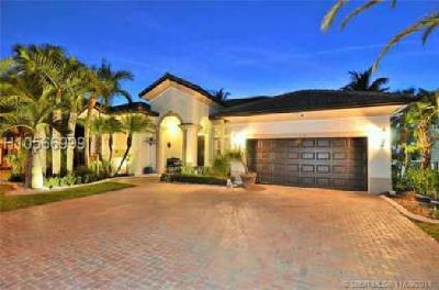 3720 SW 195th Ave Miramar Five BR, Pristine one-story home in