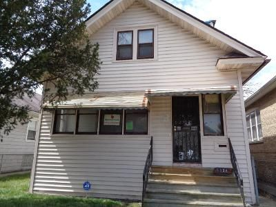 3 Bed 2 Bath Foreclosure Property in Chicago, IL 60620 - S Racine Ave