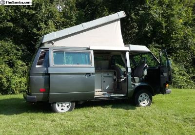 1987 VW Vanagon Westfalia Camper