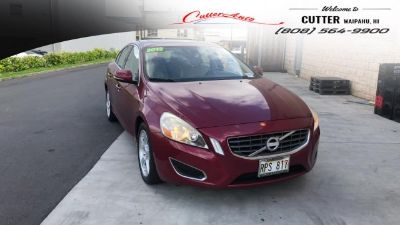 2012 Volvo S60 T5 (Red)