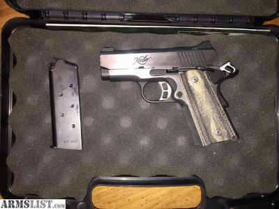 For Sale: Kimber Eclipse Ultra II