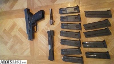 For Sale: Preban Sig P229 .40 with lots of extras