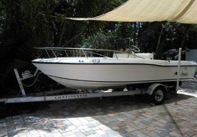 1999 Angler 181-Center-Console