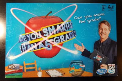 Board Game - Are You Smarter Than A 5th Grader?