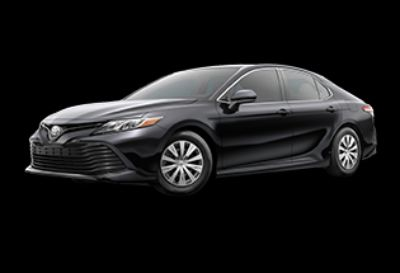 2018 Toyota Camry L (Midnight Black Metallic)