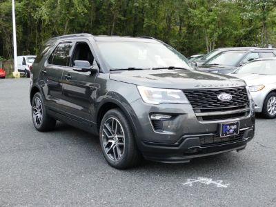 2018 Ford Explorer Sport (magnetic)