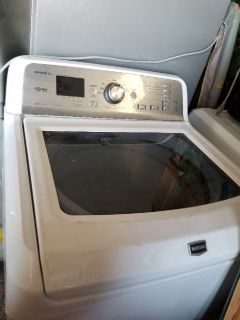 Maytag Washer and Dryer Set/BRAVOS XL