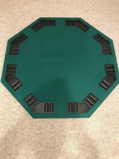 4 Poker Table top