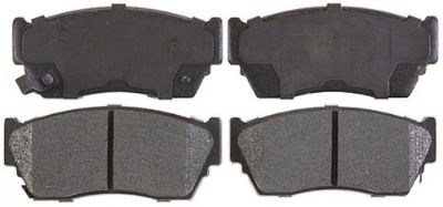 Purchase Disc Brake Pad-Semi Metallic ACDELCO PRO DURASTOP fits 91-94 Nissan Sentra motorcycle in Upper Marlboro, Maryland, United States, for US $54.99