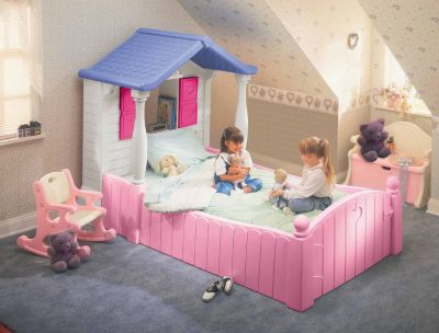 Little Tikes Storybook Cottage Twin Bed