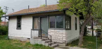 226 W Carter Pocatello, Lots of potential in this One BR