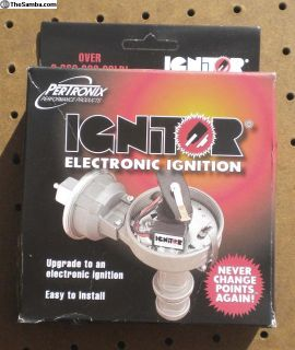 NIB Petronix Elec. Ignition - Vac Adv. Distributor