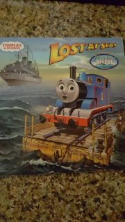 Softcover Thomas and friends books